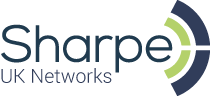 Sharpe UK Networks logo